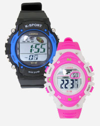 Digital Sports Watches