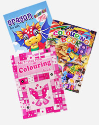 Kids Colouring Books Articl
