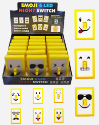 New Emoji Light Switch Lights