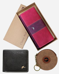 New Leather Wallets Article