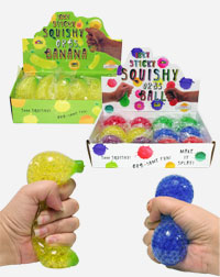 Squishy Water Orbs Toys