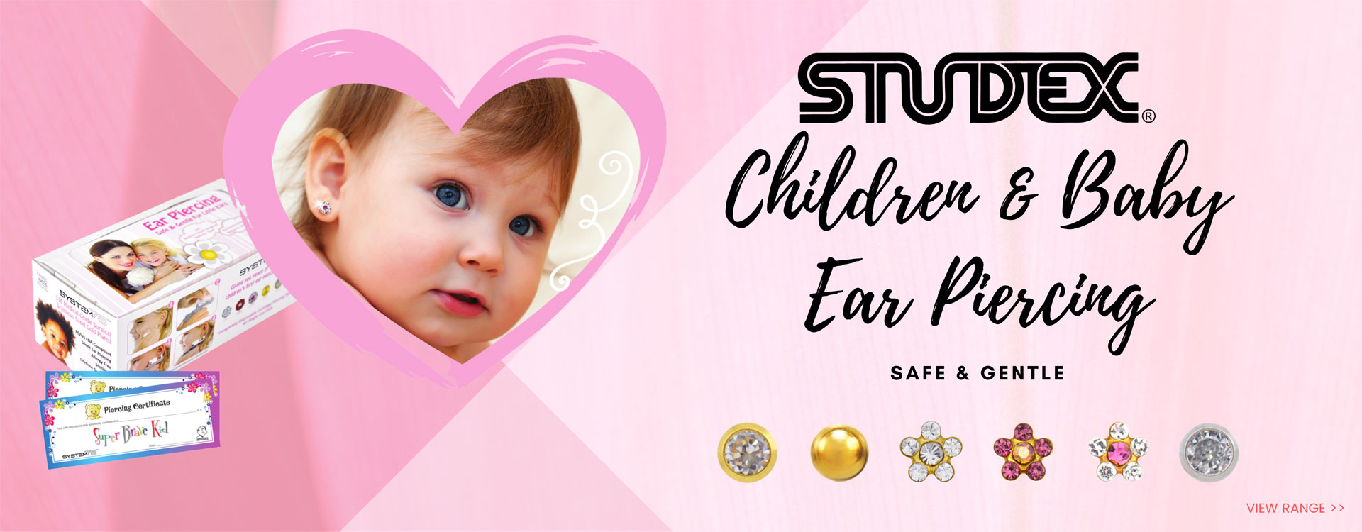 BABY-SYS75-1920x750 Distributor of Studex Ear Piercing, Toys, Jewellery, Beauty Products - Adnohr